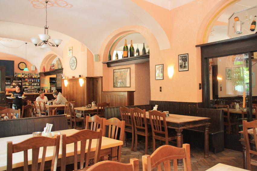 szene restaurant münchen